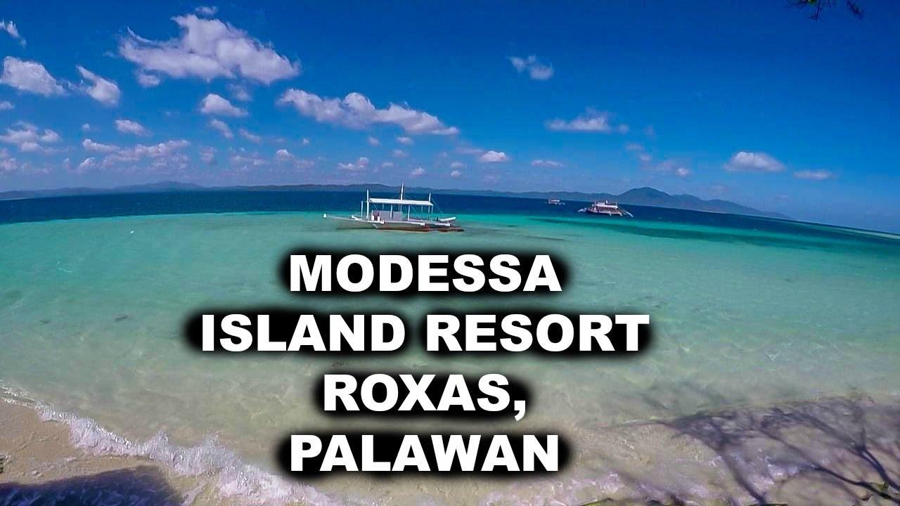 Modessa Island Resort Roxas Palawan