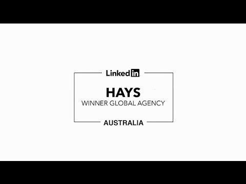 How Hays Became One Of Australia's Most Socially Engaged Staffing Agencies