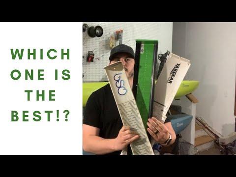 Battle Of The Boards: Ketch Board Vs YakGear Fish Stik Vs Hawg Trough
