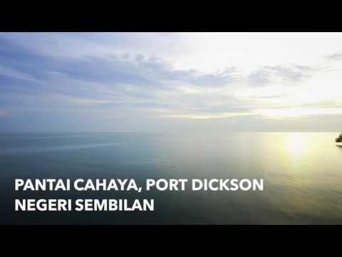 Tourism Promo: Pantai Cahaya, Port Dickson