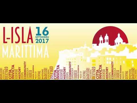 Promo Senglea Maritime Festival 2017