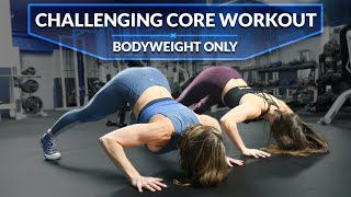 How to Tighten Your Core | SixPackAbs.Com