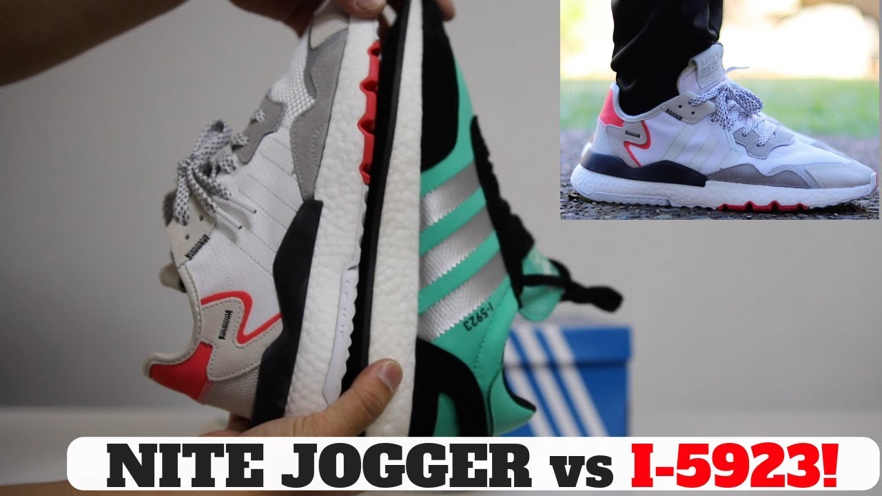 purchase cheap 32880 21cec UNBOXING: UNRELEASED NITE JOGGER BOOST SNEAKERS! (Comparison to Iniki  I-5923)