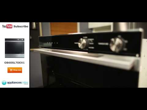Stylish 60cm Fisher & Paykel Electric Wall Oven OB60SL7DEX1 Review - Appliance Online