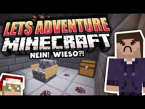 Maudado vergiftet mich! | Map 10 | 2/2 | Let's Adventure YOUR Minecraft