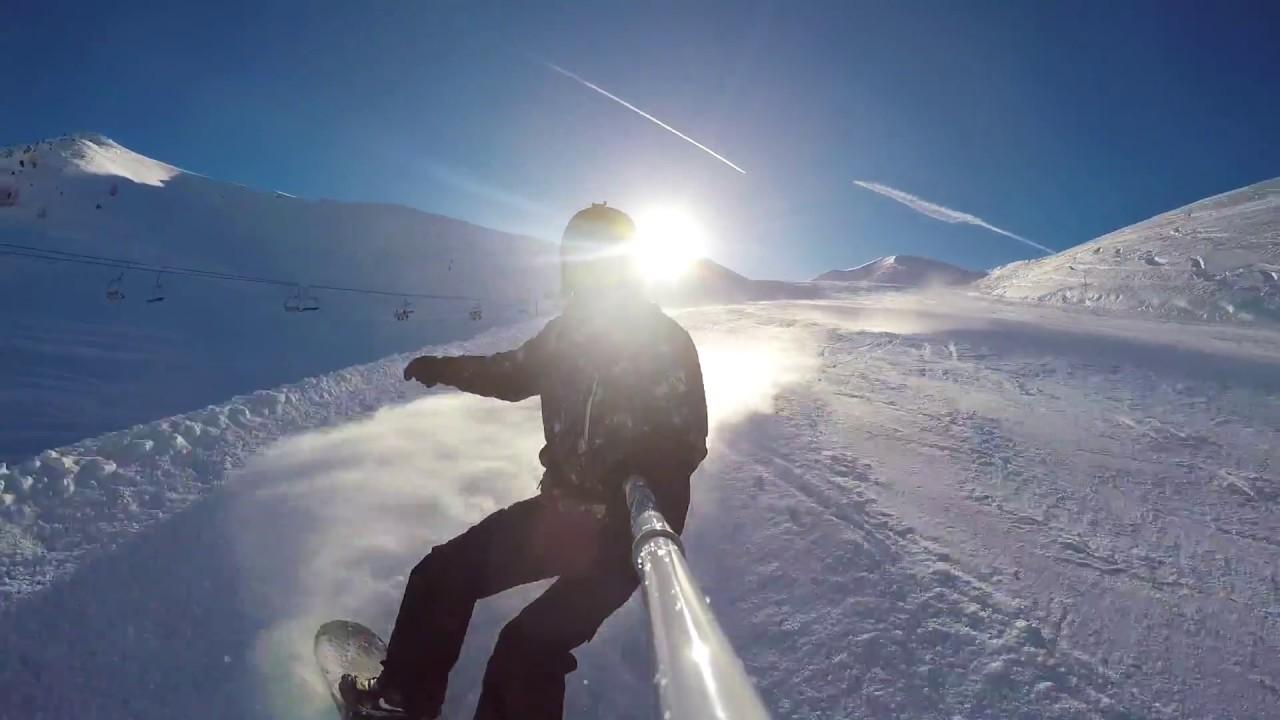 Италия | Доломитовые Альпы | Snowboarding | Pozza di Fassa | Italy 2018
