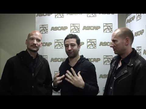 Stargate Share Advice at ASCAP New York Sessions