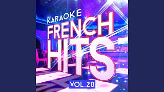 Les Gens Absents (In the Style of Francis Cabrel) (Karaoke Version)