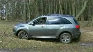 Тест-драйв Honda Acura MDX 3.7 (ч.2)