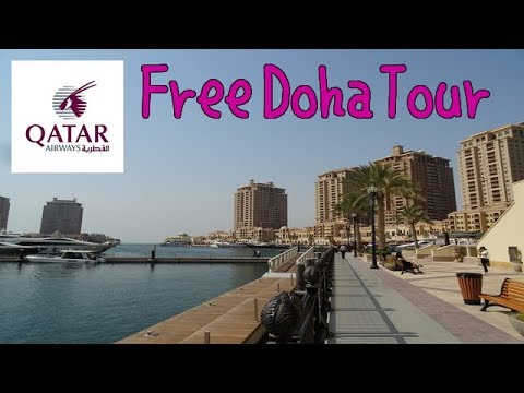 Free Doha City Tour [Qatar Airways]
