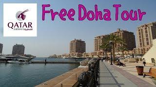 🇶🇦 Free Doha City Tour [Qatar Airways]