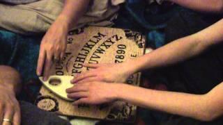 ouija board gone wrong