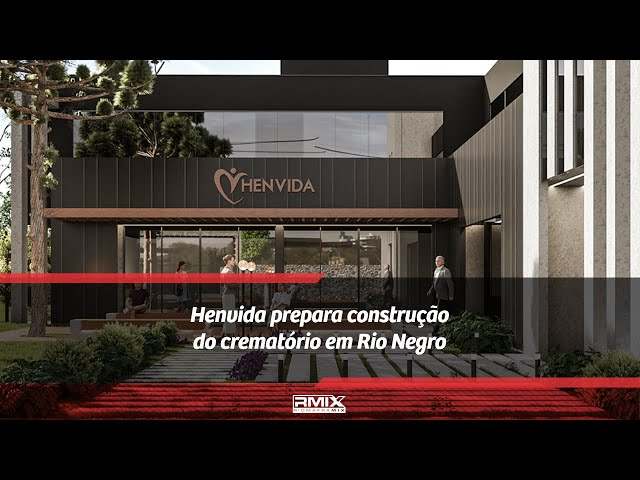 Henvida prepara construção do crematório em Rio Negro