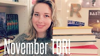 November To Be Read! Thumbnail