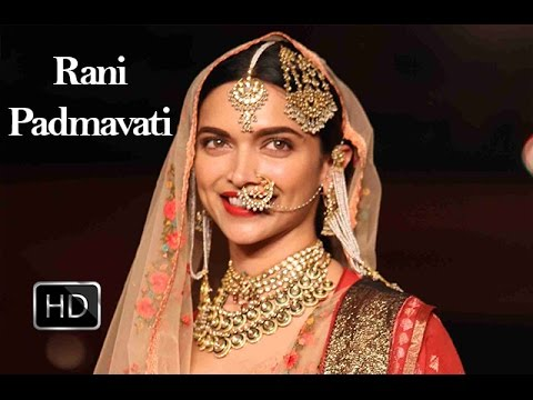 Rani Padmavati Movie Trailer   First Look   Deepika Padukone & Ranveer Singh   Movie 2017
