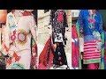 Unstitched Designer Khaddar & Linen Dresses Collection 2018 & 2019