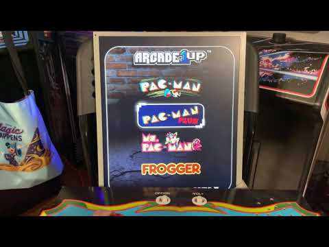 Modified Arcade1Up Galaga PCB by Berry Berry Sneaky via Geek Sales on Ebay from coasterlvr