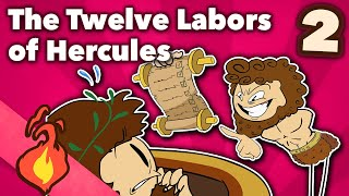 The Twelve Labors of Hercules - Rules Lawyering - Extra Mythology - #2