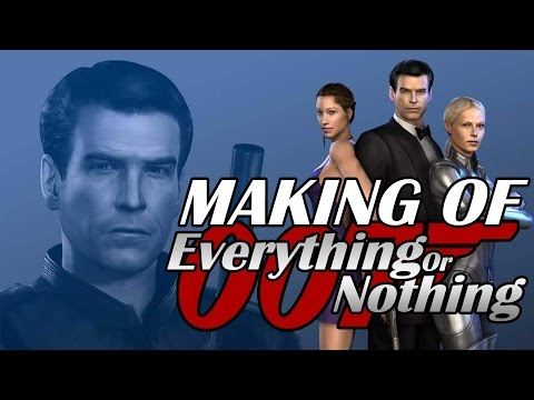 Making of James Bond: Everything Or Nothing (game)