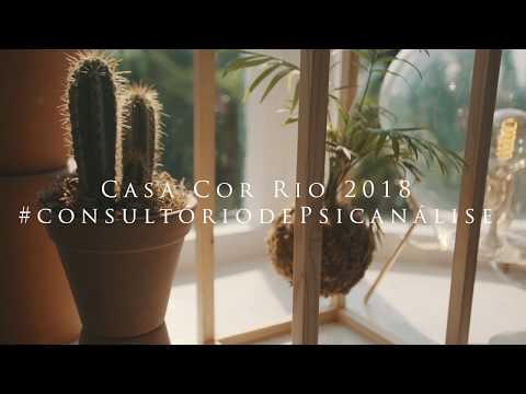 #consultoriodepsicanalise casa cor rio 2018 teaser . filme de Marcos Salamonde
