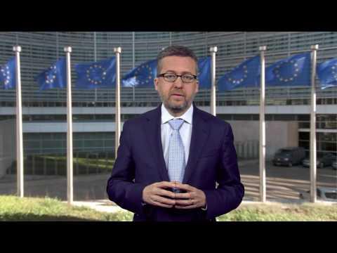 #UniteForParkinsons on 11 April 2017 - EU Commissioner Carlos Moedas