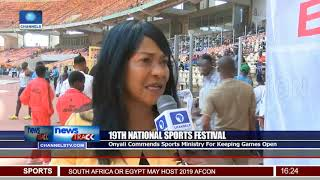 Mary Onlyali Says Timing Of National Sports Festival Is Wrong
