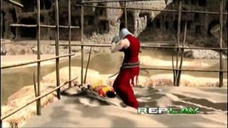 virtua fighter 5 final showdown jean kujo arcade mode