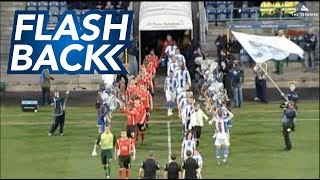 💥 FLASHBACK | Huddersfield Town 4-3 Walsall FC