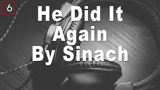 Sinach | He Did It Again Instrumental Music and Lyrics