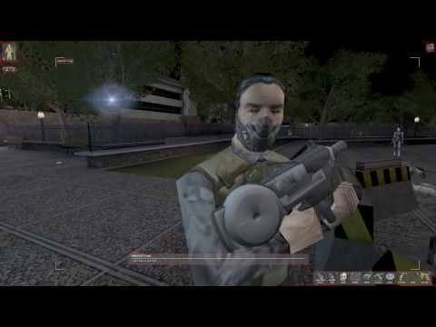 Deus Ex GMDX Walkthrough #3 - Battery park, Castle clinton