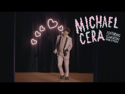 "Michael Cera - ""Best I Can"" (feat. Sharon Van Etten)(Official Music Video)"