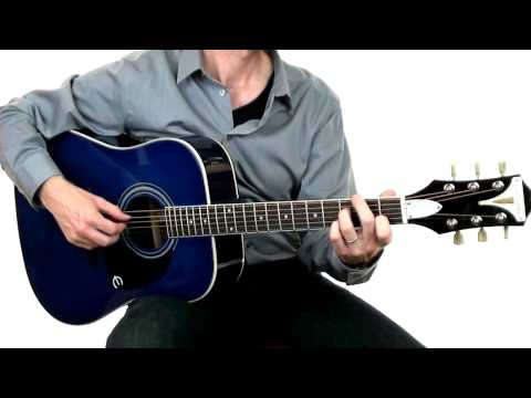 The Epiphone PRO-1 Demonstration by Bryan Aspey (Short Version)