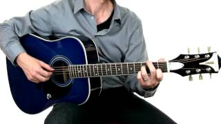 The Epiphone PRO-1 Demonstration by Bryan Aspey (Short Version)