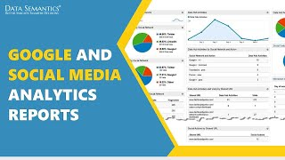 Gambar cover Google and Social Media Analytics Dashboards on Power BI