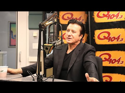 """Steve Perry Interview - 'Traces' Album Is """"Not Just Sadness And Loss"""""""