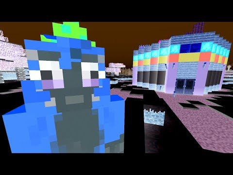 Minecraft PS4 - Bizarre Creation - Negative Challenge {9}