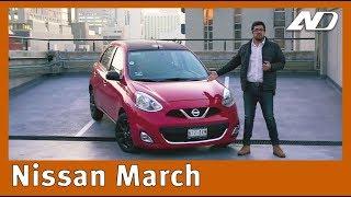 Nissan March - Un gran auto... Hace 10 años