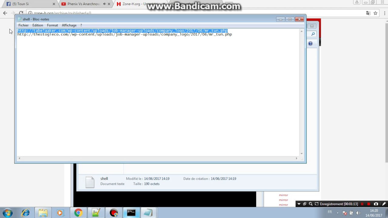 Upload Shell on Exploit Wordpress Post-a-Job (priv8)