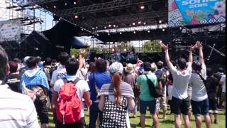 Summer Sonic 0saka 2015 瀧本美織(LAGOON)