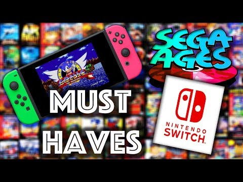 Sega At It's FINEST On Nintendo Switch!