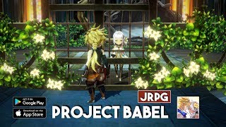 Project BABEL Gameplay Android / iOS