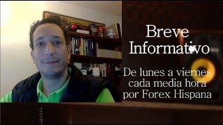 Breve informativo - Noticias Forex del 5 de Diciembre del 2017