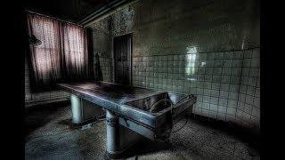 Abandoned Hospital Of the Insane We Found A Morgue!   BROS OF DECAY - URBEX