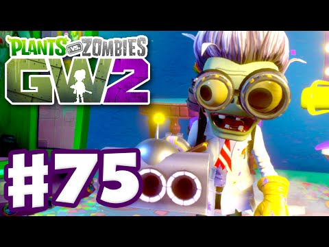 Plants vs. Zombies: Garden Warfare 2 - Gameplay Part 75 - Marine Biologist! (PC)