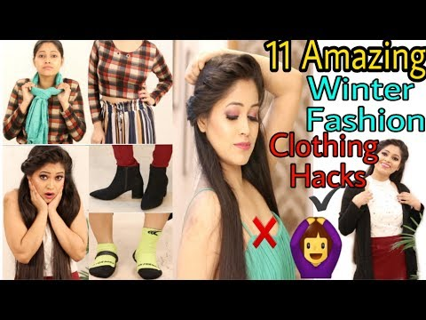 Winters में आपको और Attractive बना दे 11 Amazing Winter Clothing Fashion Hacks & Mistakes|Be Natural