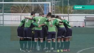 Calafell esportiu: Futbol 04/02/2017   CF Calafell 5-2 CE Alcover