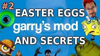 Garry's Mod Easter Eggs And Secrets #02