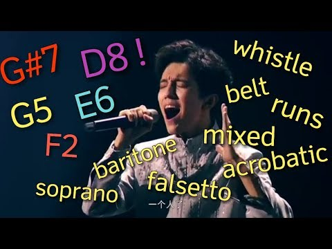 Dimash Extreme Vocal For Male Voice!