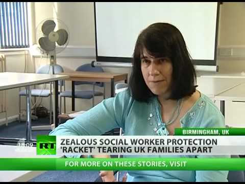 UK SS stealing children to make money