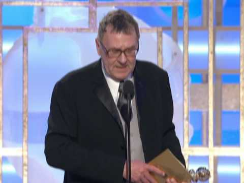 Tom Wilkinson Wins Best Supporting Actor TV Movie - Golden Globes 2009